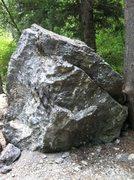 Rock Climbing Photo: V2 ?