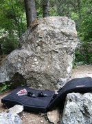 Rock Climbing Photo: V0 ?