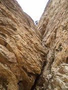 Rock Climbing Photo: After climbing up and over Gollum's Column Perin c...