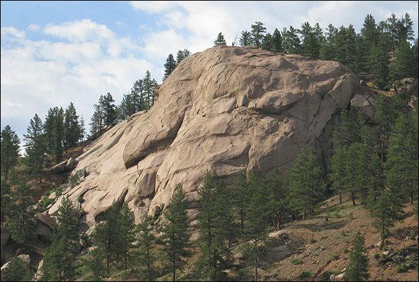 Rock Climbing Photo: Half Dome. Photo by Blitzo.