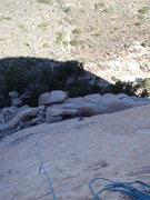 Rock Climbing Photo: Walk on the Wild Side, Saddle Rocks, Joshua Tree