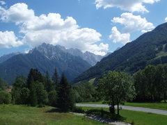 Rock Climbing Photo: Julian Alps