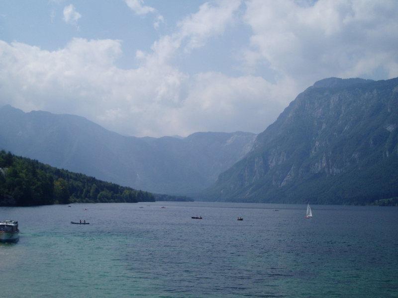 Rock Climbing Photo: Lake Bohinjsko Jazero