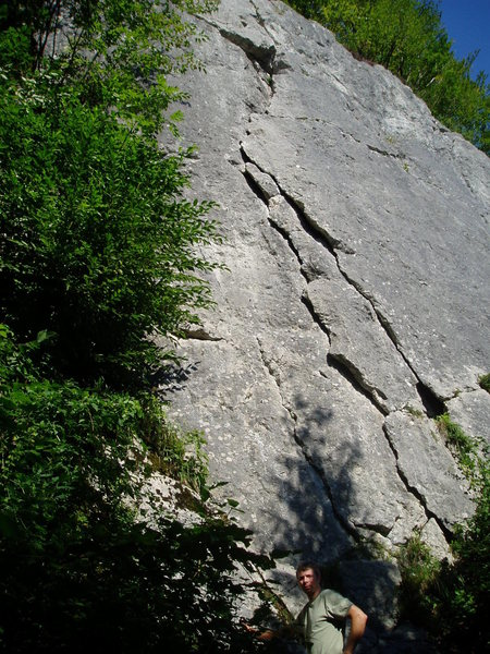 Fun crack route