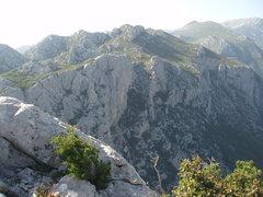 Rock Climbing Photo: Paklenica