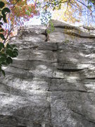 Rock Climbing Photo: East face of East Pillar