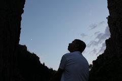 Rock Climbing Photo: Love this canyon!