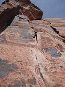 Rock Climbing Photo: Elephant Man