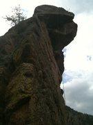 Rock Climbing Photo: Whisler's Mother.