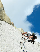 Rock Climbing Photo: Green A classic tips