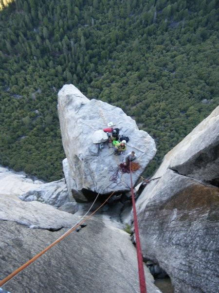 Rock Climbing Photo: raddest spire in the valley