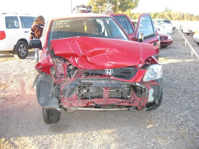 The curve after 60 mph t-bone accident