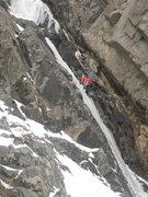 Rock Climbing Photo: P1 - December 2011.