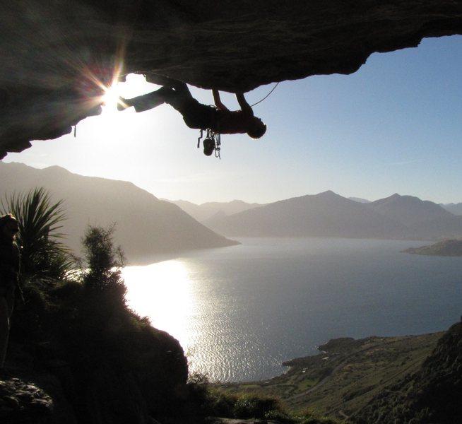 Rock Climbing Photo: New Zealand