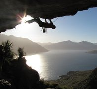 Rock Climbing Photo: New Zealand