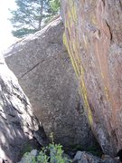 "Rock Climbing Photo: ""Everybody Has An Opinion"" as seen from ..."