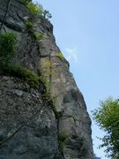 Rock Climbing Photo: Yea you've never climbed here...