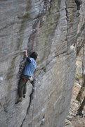 Rock Climbing Photo: zeitgeist