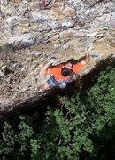 Rock Climbing Photo: Beer Quester