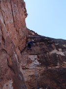 Rock Climbing Photo: Big Plans