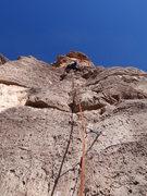 Rock Climbing Photo: Let It Ride