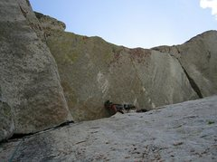 Rock Climbing Photo: The Gram Traverse