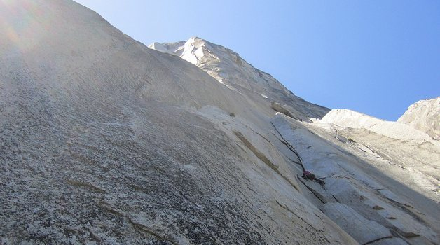 Rock Climbing Photo: below El Cap Tower