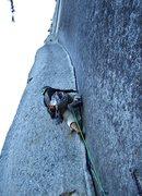 Rock Climbing Photo: Split Pillar