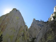 Rock Climbing Photo: The best granite west of the Mississippi