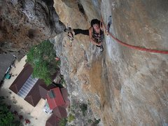 Rock Climbing Photo: Humanality