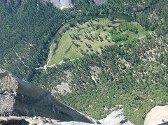 Rock Climbing Photo: view from Long Ledge