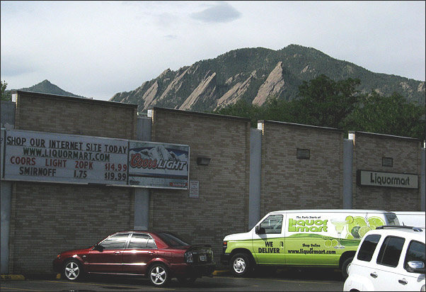 Rock Climbing Photo: Liquor Mart for all your liquor needs. They delive...