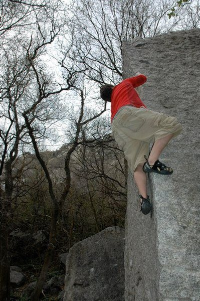 Rock Climbing Photo: cabbage patch