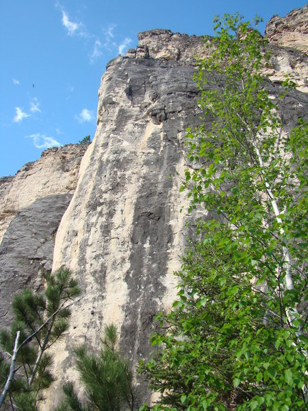 Rock Climbing Photo: Flight and The Sting, 5.13a and 5.13c consecutivel...