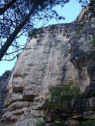 Rock Climbing Photo: The Conch 5.11a If you get on this climb, people m...