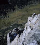 Rock Climbing Photo: Upper Ridge