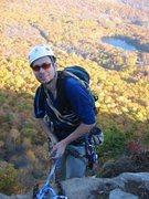 Rock Climbing Photo: Above HighE @ Gunks