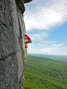 Rock Climbing Photo: I seconded CCK back when I first started climbing,...
