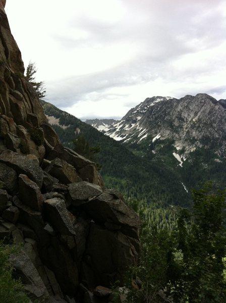 Rock Climbing Photo: maybird