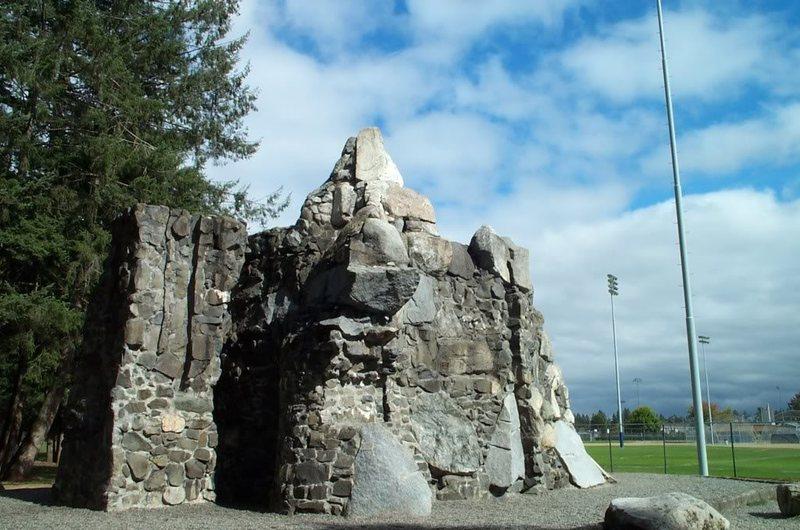 Rock Climbing Photo: Spire Rock