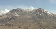 Rock Climbing Photo: Mt St Helens