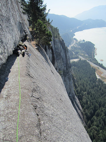 Rock Climbing Photo: Sure, you can do it in flip flops, but if it's cal...