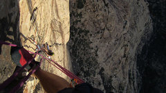 Rock Climbing Photo: Greatest sport route in the Silver State