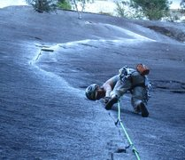 Rock Climbing Photo: Exasperator
