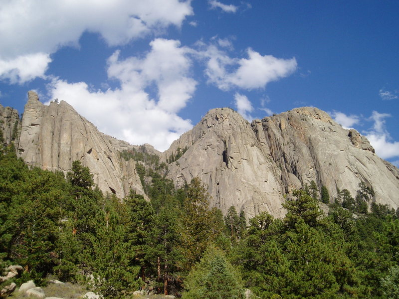 Rock Climbing Photo: Bookend, Bookmark, The Book.