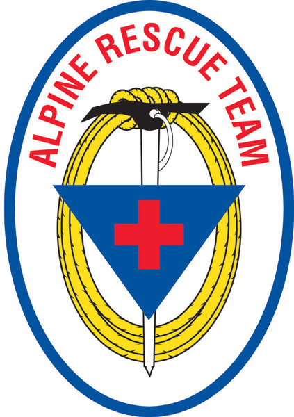 Alpine Rescue Team logo