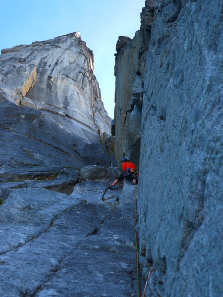 Gabe on Pitch 3