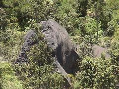 Rock Climbing Photo: Mark of the Haole