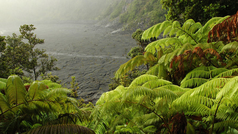 Rock Climbing Photo: Kilauea Iki