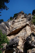 Rock Climbing Photo: Joint Custody.